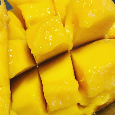 Fresh Beautiful Mango: Favourite Healthy Dessert